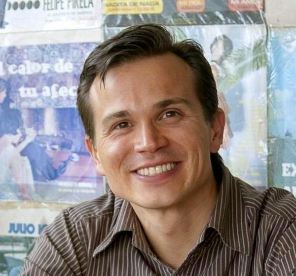 Daniel Buitrón Jaramillo, Co-Founder and Managing Director