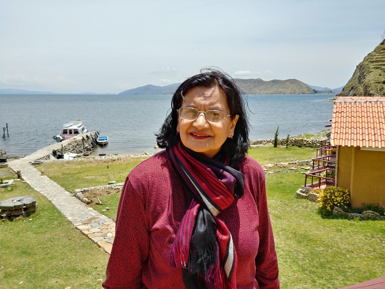 Beatriz Martinez - CEO of Hi Bolivia!