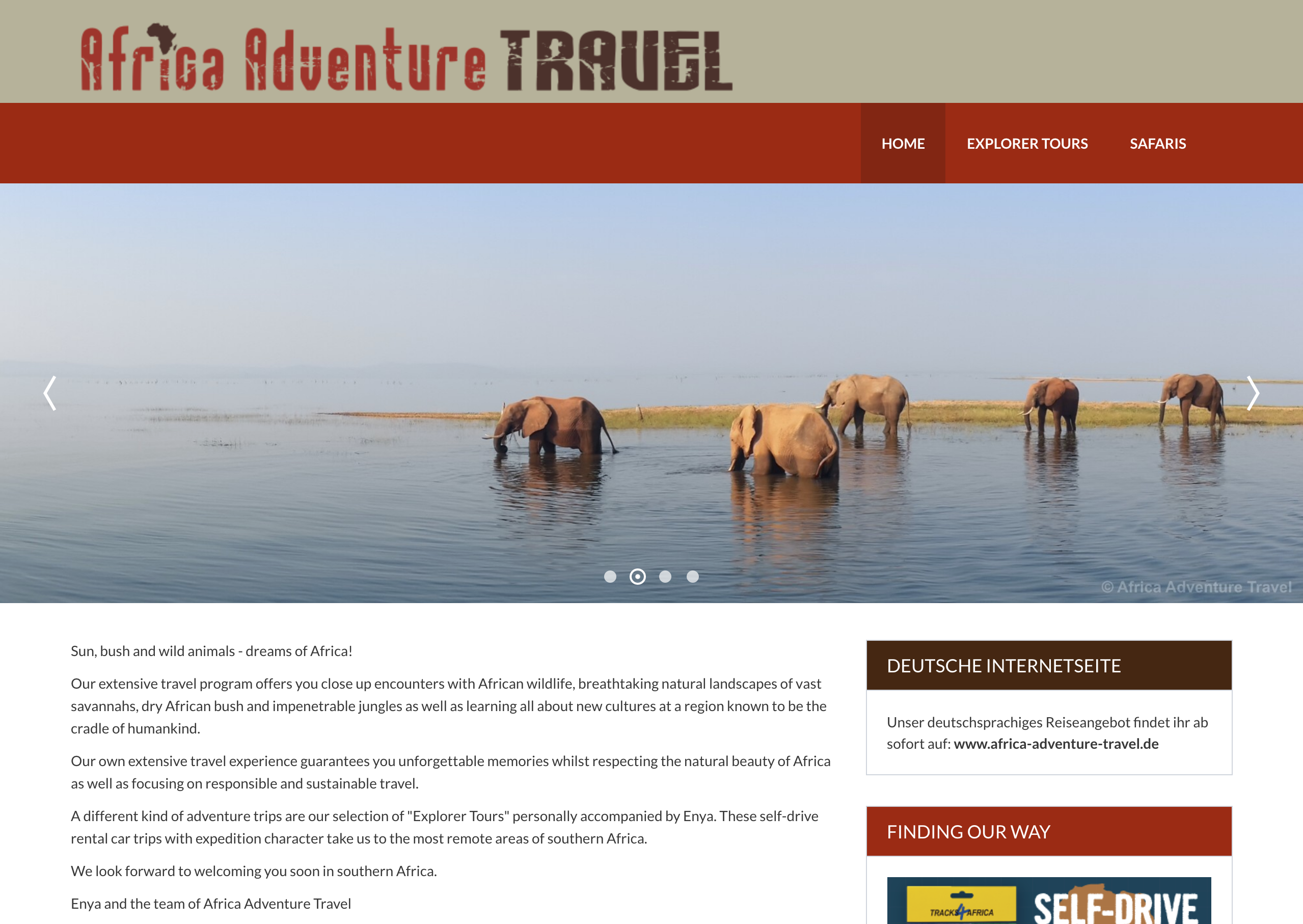 Africa Adventure Travel: Discovery, Diversity, and